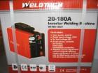 aparat za zavarivanje inverterski WELDTECH WT 180A