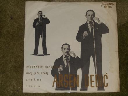 arsen dedić - moderato cantabile EP 5-/5