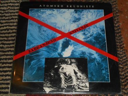 atomsko sklonište - zabranjeno snivanje MINT !!!