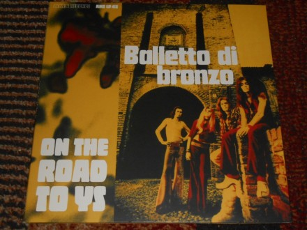 balleto di bronzo - on the road to ys MINT !!!