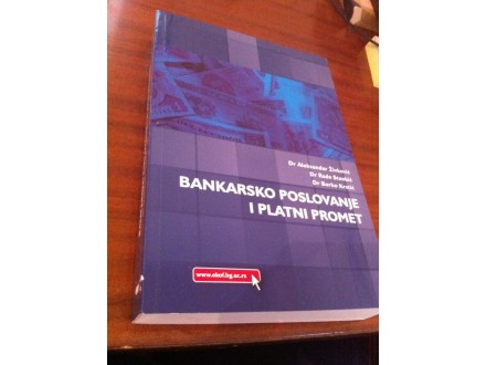 bankarsko poslovanje i platni promet zivkovic stankic