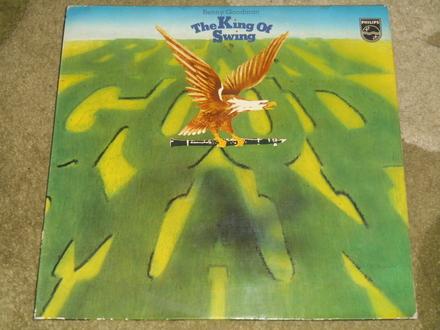 benny goodman - the king of swing 2xlp