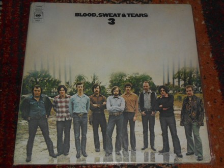 blood sweat+tears - 3 (UK 1.pres) 5/5-