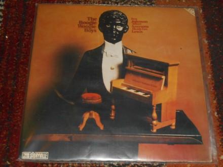 boogie woogie boys (piano blues) 2xlp MINT !!!