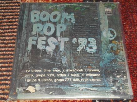 boom pop festival *73 2xlp 5-/5