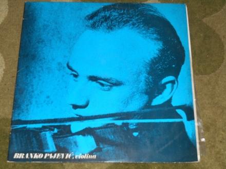 branko pajević,violina