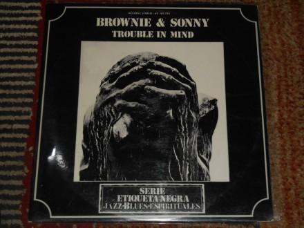 brownie&;sonny – trouble in mind (spain) 5/5