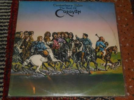 caravan - canterbury tales (UK 1.pres) 2xlp 5-/5+