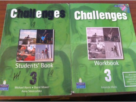 challenges 3 harris mower sikorzynska
