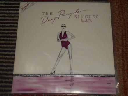 deep purple - singles a`s&;b`s (germany) MINT !!!