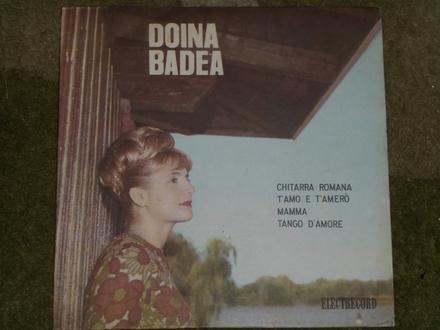 doina badea - chitarra romana (romania) EP MINT !!!