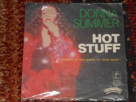 donna summer - hot stuff 5-/5+