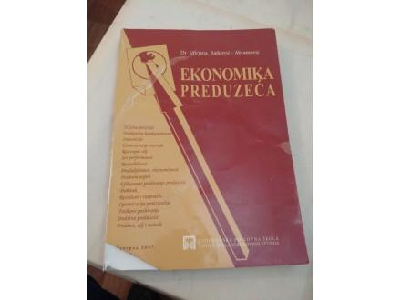 ekonomija preduzeca