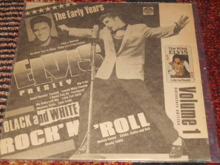 elvis - black&;white rock*n*roll (fan club rusia !!) 5/5