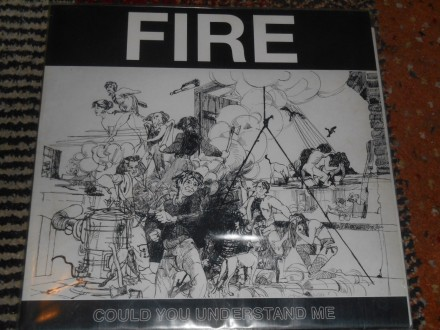 fire - could you understand me (reizdanje) MINT !!!