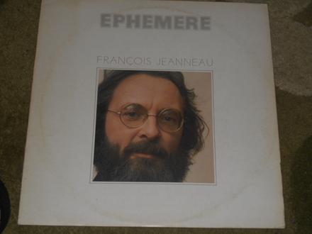 francois jeanneau - ephemere (france)