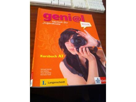 geni@l kursbuch a1 koenig koithan scherling funk