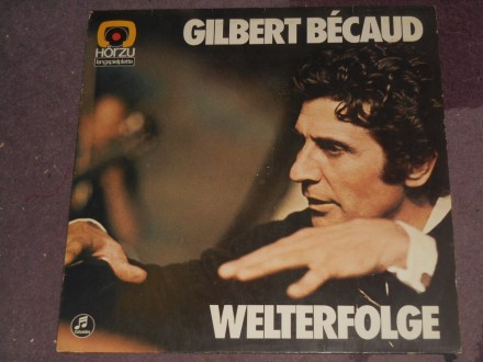 gilbert becaud - welterfolge (germany) MINT !!!