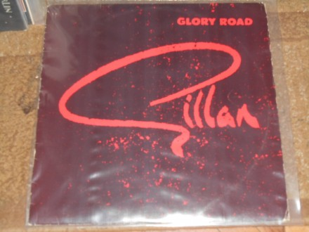 gillan - glory road 5/5