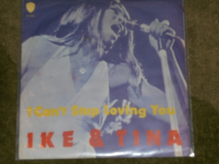 ike &; tina - i can`t stop loving you