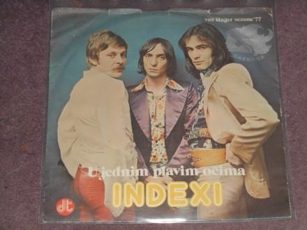 indexi - u jednim plavim očima