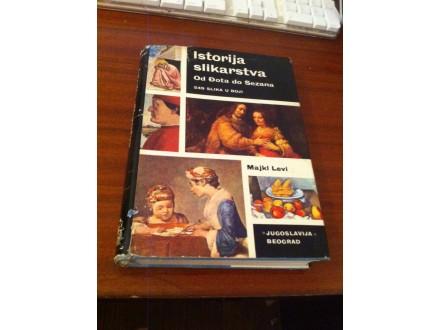 istorija slikarstva majkl levi