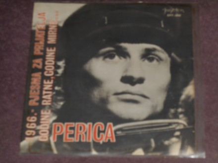 ivica percl perica - 1966. EP 5/5