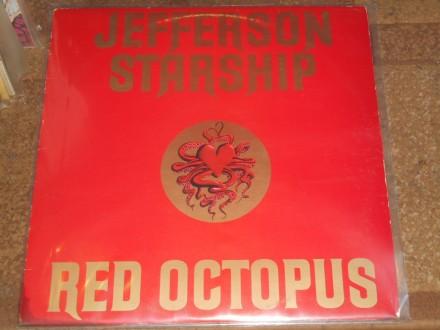 jefferson starship - red octopus 5/5