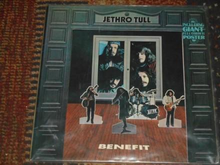 jethro tull - benefit (germany 1.pres) 5-/5-