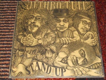 jethro tull - stand up (germany) 5-/5