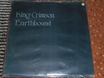 king crimson - earthbound (UK pres) 5/5+
