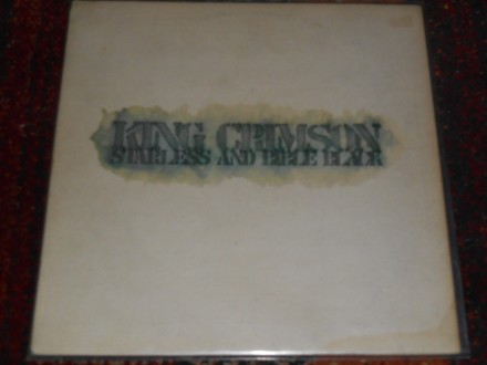 king crimson - starless and bible black (UK 1.pres) 5/5