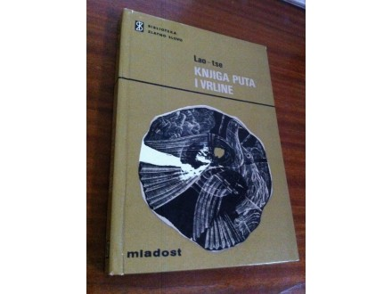 knjiga puta i vrline lao-tse