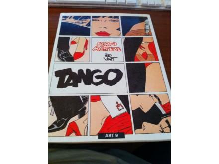 korto malteze tango art 9 hugo pratt