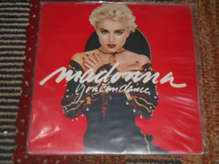 madonna - you can dance 5+/5+
