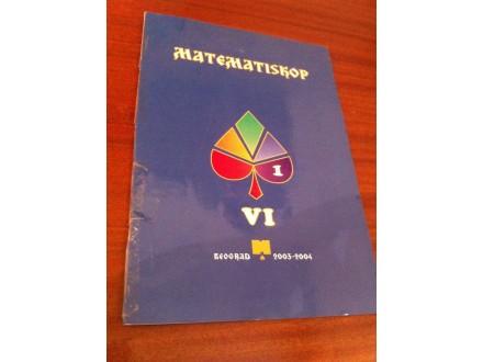 matematiskop 1 VI