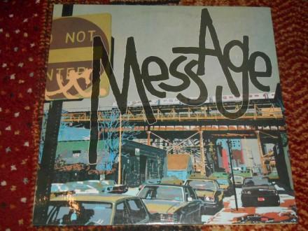 mess age - 1.album (rusija) MINT !!!