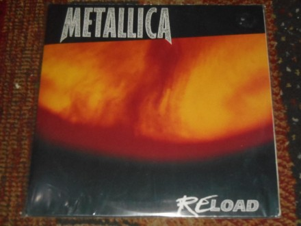metallica - reload 2xlp (US 1.pres) MINT !!!