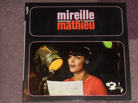 mireille mathieu - addieu a la nuit EP(france) MINT !!!