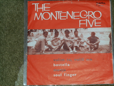 montenegro five - volim te voliš me EP