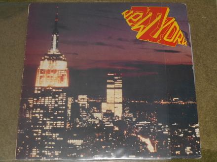 new york - divlje dete   MINT !!!
