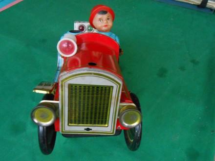 old car firefighters LIMENI VATROGASNI AUTO/