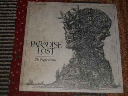 paradise lost - the plague within (UK 1.pres) MINT !!!
