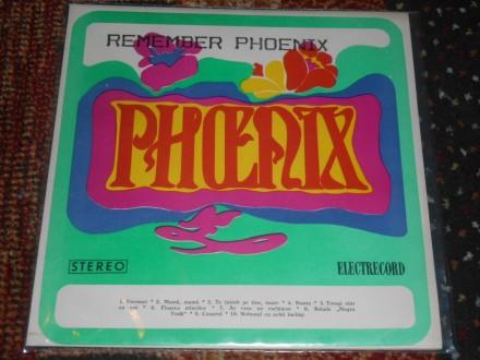 phoenix - remember the phoenix (romania ) MINT !!!