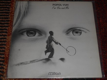 popol vuh - for you and me (1.pres) MINT !!!