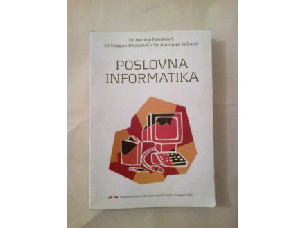 poslovna informatika - Novaković Milanović