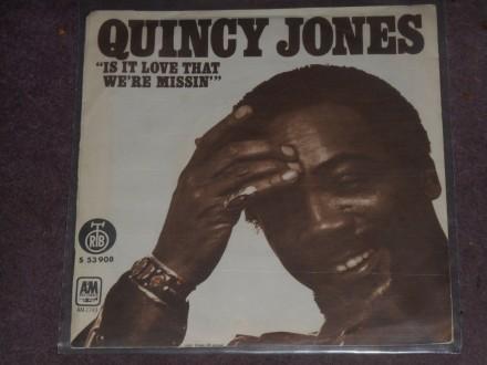 quincy jones - is it love that we`re missin 5-/5