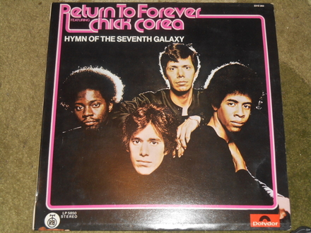 return to forever - hymn of the seventh galaxy MINT !!!