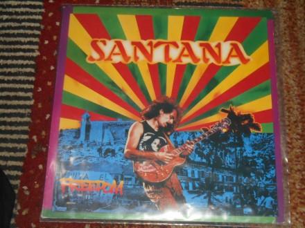 santana - freedom (EU 1.pres) MINT !!