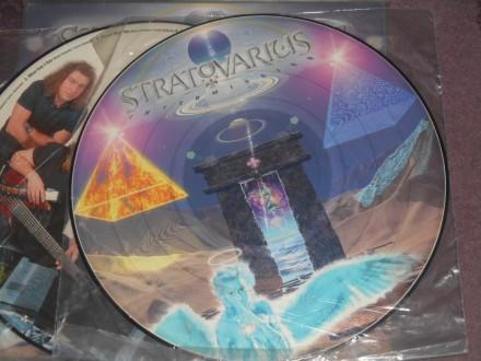 stratovarius - intermission 2xlp (picture disc) MINT !!